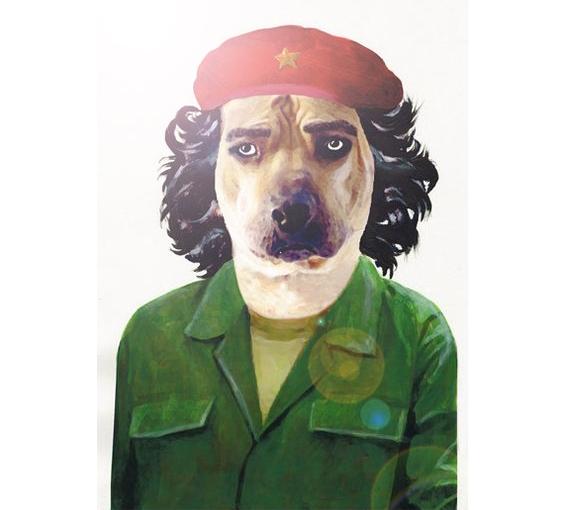 El cachorro asesinado – CheGuevara