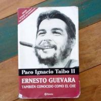 """Reseña del libro """"Ernesto Guevara, también conocido como el Che"""""""