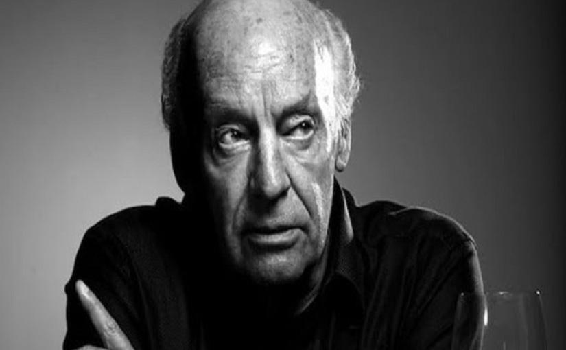 """""""Somos todos culpables de la ruina del planeta"""". Eduardo Galeano. 80años."""