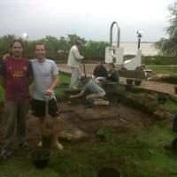 Día de la Soberanía Nacional. Campaña arqueológica en Vuelta de Obligado.