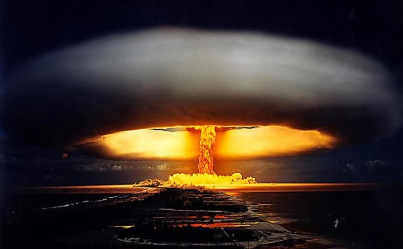 La bomba atómica. Un odio que conviene noolvidar.