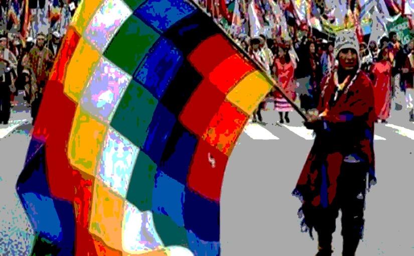 ¡Viva Bolivia! Sinperos.