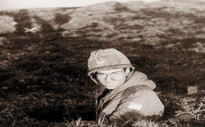 Malvinas: Murió Fabian