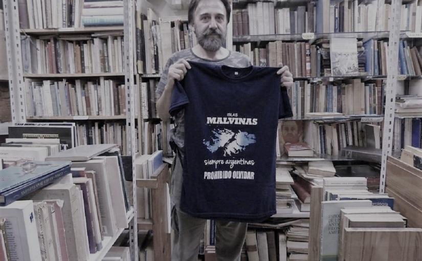 """Sergio D`Angelo: """"Me volví de Malvinas con un Hércules que no le cerraba la compuerta"""""""