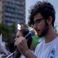 """Eyal Weintraub: """"El ambientalismo y el feminismo son un primer acercamiento a la política para toda una generación de jóvenes."""""""