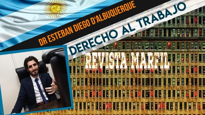 REVISTA MARFIL ESTEBAN D ALBUQUERQUE