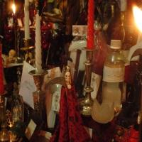 El Jardin Floreado de San Muerte