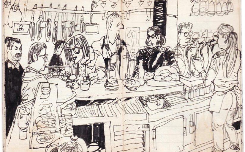 Mosca de bar